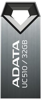 ADATA UC510 32GB, titanová
