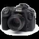 Easy Cover silikonový obal pro Nikon D500, černá