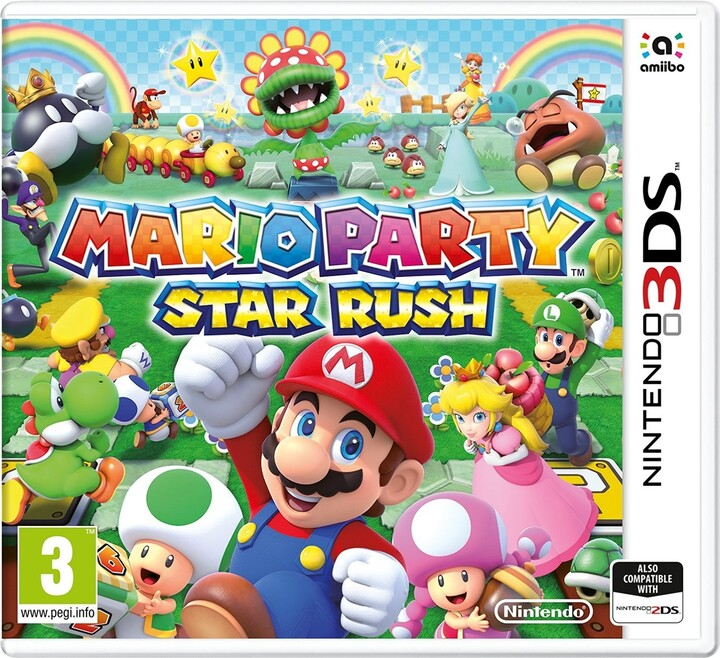 Mario Party: Star Rush (3DS)