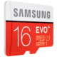Samsung Micro SDHC EVO+ 16GB UHS-I