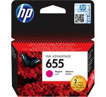 HP 655 magenta - CZ111AE
