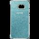 Samsung zadní kryt Glitter pro Samsung Galaxy S6 Edge+, modrá