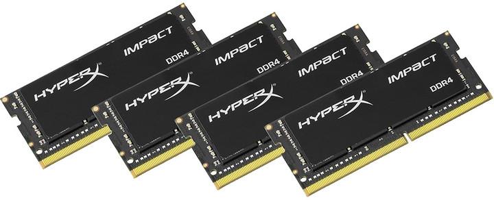Kingston HyperX Impact 8GB DDR4 2400 SODIMM