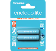 Panasonic 3LCCE/2BE ENELOOP LITE AA 2x