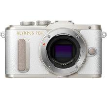 Olympus E-PL8 tělo, bílá - V205080WE000