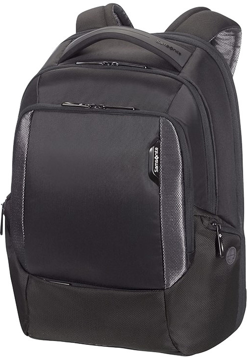 "Samsonite Cityscape Tech - LAPTOP BACKPACK 17.3"" EXP, černá"