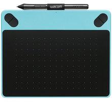Wacom Intuos Draw Pen S, modrá - CTL-490DB