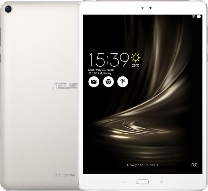 "ASUS ZenPad 3S Z500M-1J025A, 10"" - 64GB, stříbrná"