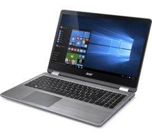 """Acer Aspire R15 (R5-571TG-74L7), šedá - NX.GCFEC.001 + Zdarma Acer Notebook Starter Kit - brašna pro 15,6"""" notebook"""