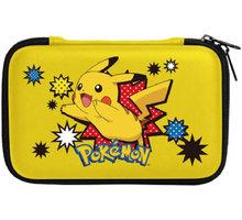 Nintendo New 3DS XL ochranné pouzdro, Pikachu - NI3P09016