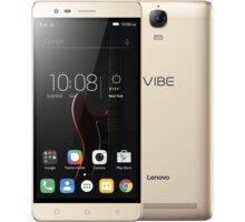 Lenovo K5 Note - 16GB, Dual SIM, LTE, zlatá - PA340030CZ