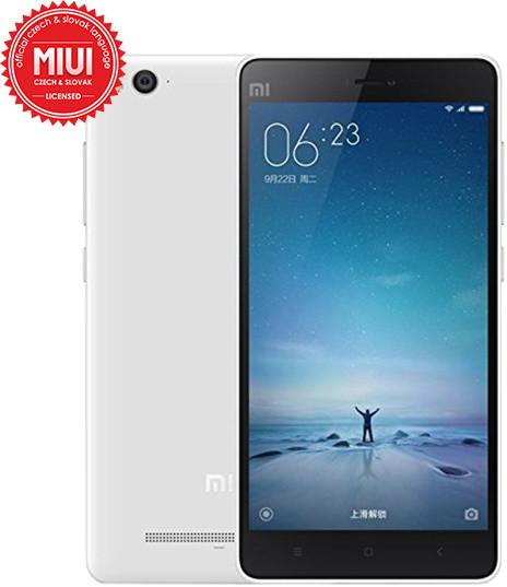 Xiaomi Mi4C - 32GB, LTE, bílá