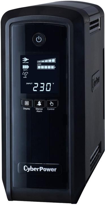 CyberPower PFC SineWare GP 900VA/540W LCD