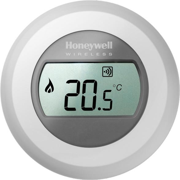 Honeywell evohome Round Y87RF2024, bezdrátový digitální pokojový ovladač