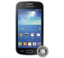Screenshield ochrana displeje Tempered Glass pro Samsung Galaxy Trend Plus (S7580) - SAM-TGS7580-D