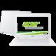 Acer Aspire V13 (V3-371-387H), bílá  + Myš Microsoft Arc Touch Mouse, bluetooth, šedá pouze k NB Acer
