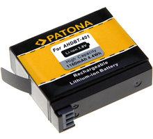 Patona pro videokameru GoPro Hero 4 1160mAh Li-Ion - PT1235