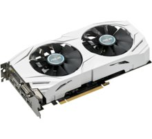 ASUS GeForce GTX 1060 DUAL-GTX1060-O3G, 3GB GDDR5 - 90YV09X3-M0NA00 + Kupon na hru ROCKET LEAGUE, platnost od 30.5.2017 - 31.7.2017