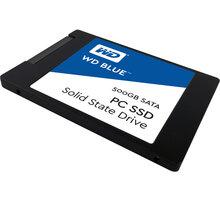 WD SSD Blue - 500GB - WDS500G1B0A