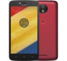 Motorola Moto C Plus - 16GB, Dual Sim, červená - PA800118CZ