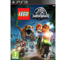 LEGO Jurassic World - PS3 - 5051892192187