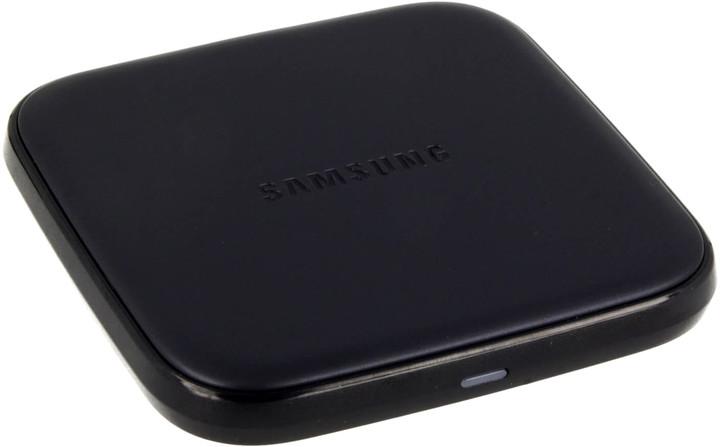 Samsung podložka pro bezdrátové nabíjení EP-PA510BB, černá