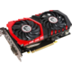 MSI GeForce GTX 1050 Ti GAMING X 4G, 4GB GDDR5  + Kupon na hru ROCKET LEAGUE, platnost od 30.5.2017 - 31.7.2017