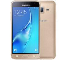 Samsung Galaxy J3 (2016) Dual Sim, zlatá - SM-J320FZDDETL