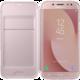 Samsung Galaxy J5 Flipové pouzdro, Wallet Cover, růžové