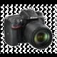 Nikon D7200 + 18-105 AF-S DX VR  + 2700 Kč zpět od Nikonu