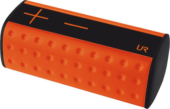 Trust Urban Deci, přenosný, oranžová