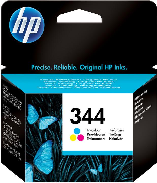 HP C9363EE, no.344, barevná