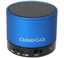 Omega OG47, přenosný, modrá - OG47BL