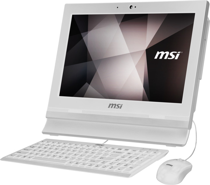 MSI Pro 16T 7M-005XEU, bílá