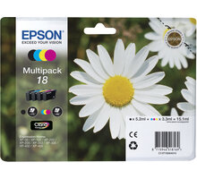 Epson C13T18064010, multipack (BCMY)