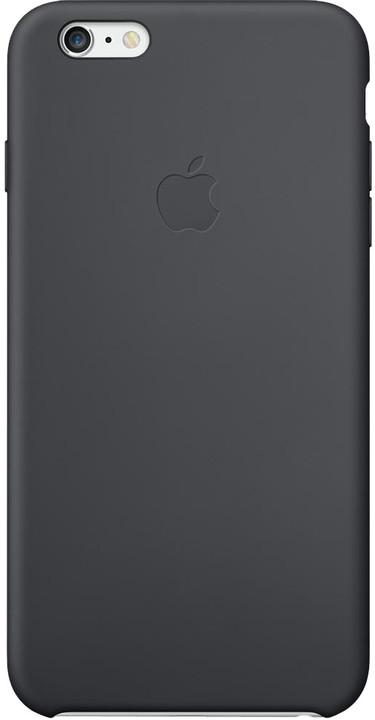 Apple Silicone Case pro iPhone 6 Plus, černá