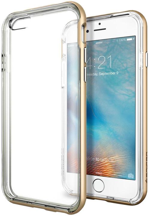 Spigen Neo Hybrid EX ochranný kryt pro iPhone 6/6s, champagne gold