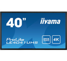 "iiyama ProLite LE4041UHS - LED monitor 40"" - LE4041UHS-B1"