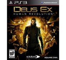 Deus Ex: Human Revolution - PS3 - 5021290048294