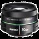 Objektiv Pentax DA 50mm F1.8 v ceně 4690 Kč