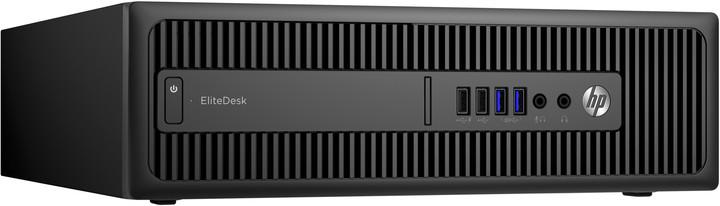 HP EliteDesk 800 G2 SFF, černá
