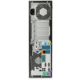 HP Z240 SSF, černá