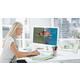 """Philips 247E6EDAW FHD - LED monitor 24"""""""