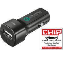 Trust USB nabíječka do auta - 21064