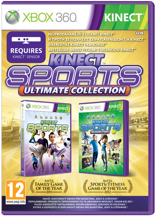 Kinect Sports Ultimate Collection - X360