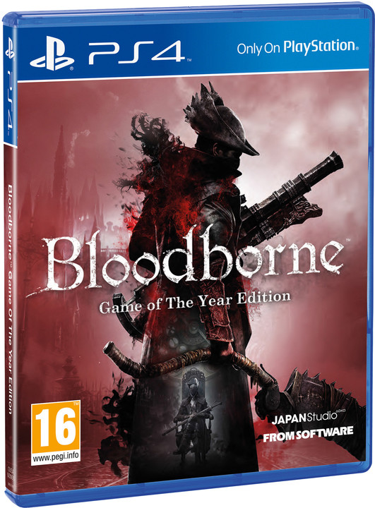 Bloodborne GOTY Edition - PS4