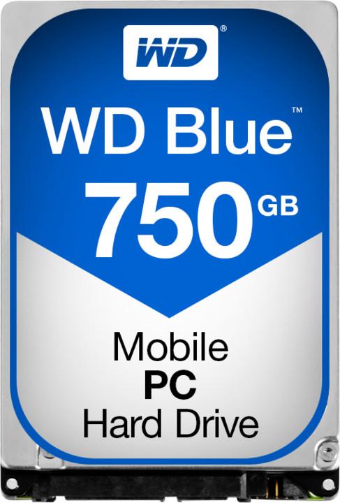WD Blue - 750GB