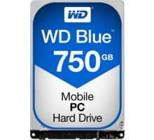 WD Blue - 750GB - WD7500BPVX