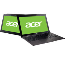 Acer Aspire Switch 12S (SW7-272-M2MU), černá - NT.GA9EC.001 + Myš Microsoft Arc Touch Mouse, bluetooth, šedá pouze k NB Acer