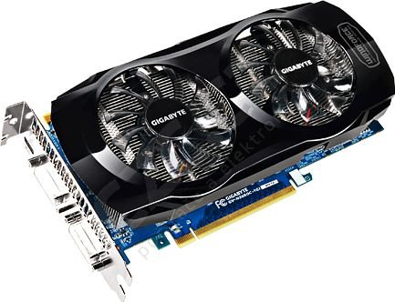 GIGABYTE GTX 560 Ti Ultra Durable OC 1GB